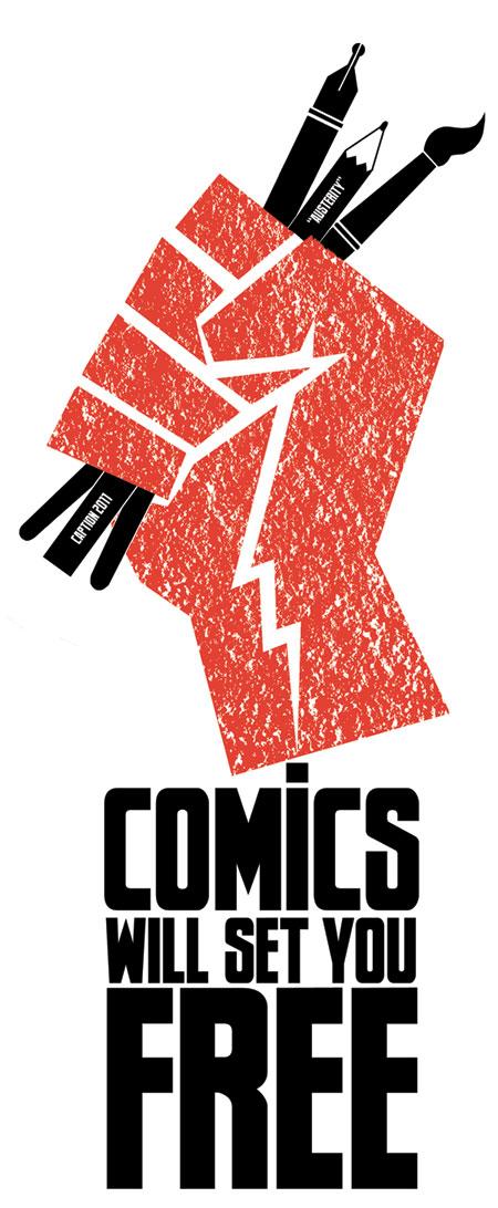 comics will set you free